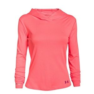 Under Armour Athletic Fitted Hoodie